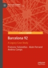 Barcelona 92 : A Legacy Case Study - Book