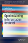 Opinion Mining in Information Retrieval - eBook