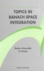 Topics In Banach Space Integration - eBook