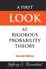 First Look At Rigorous Probability Theory, A (2nd Edition) - Book