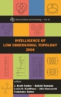 Intelligence Of Low Dimensional Topology 2006 - eBook