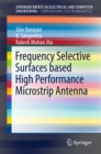 Frequency Selective Surfaces based High Performance Microstrip Antenna - eBook