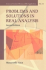 Problems And Solutions In Real Analysis - Book