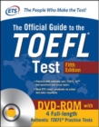 THE OFFICIAL GUIDE TO THE TOEFL TEST W/CD 5E - Book