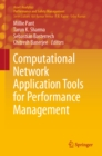 Computational Network Application Tools for Performance Management - eBook