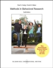 Methods in Behavioral Research - Book