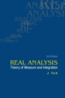 Real Analysis: Theory Of Measure And Integration (3rd Edition) - Book