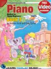 Piano Lessons for Kids - Book 1 : How to Play Piano for Kids (Free Video Available) - eBook