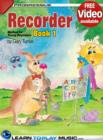 Recorder Lessons for Kids - Book 1 : How to Play Recorder for Kids (Free Video Available) - eBook