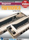 Harmonica Lessons for Beginners : Teach Yourself How to Play Harmonica (Free Video Available) - eBook