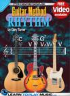 Rhythm Guitar Lessons for Beginners : Teach Yourself How to Play Guitar (Free Video Available) - eBook