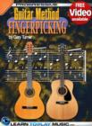 Fingerstyle Guitar Lessons for Beginners : Teach Yourself How to Play Guitar (Free Video Available) - eBook