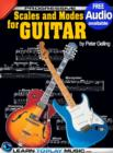 Lead Guitar Lessons - Guitar Scales and Modes : Teach Yourself How to Play Guitar (Free Audio Available) - eBook