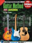 Progressive Guitar Method - Book 1 Supplement : Teach Yourself How to Play Guitar (Free Video Available) - eBook