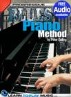 Blues Piano Lessons for Beginners : Teach Yourself How to Play Piano (Free Audio Available) - eBook
