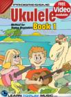 Ukulele Lessons for Kids - Book 1 : How to Play Ukulele for Kids (Free Video Available) - eBook