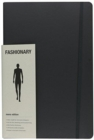 Fashionary Mens Sketchbook A4 - Book