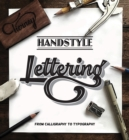 Handstyle Lettering: From calligraphy to typography - Book