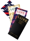 European Travel Set Luxe City Guide, 5th Edition : London, Paris & Rome - Book