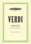 REQUIEM VOCAL SCORE - Book