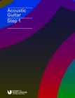 London College of Music Acoustic Guitar Handbook Step 1 from 2019 - Book