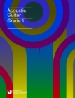 London College of Music Acoustic Guitar Handbook Grade 1 from 2019 - Book