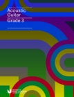 London College of Music Acoustic Guitar Handbook Grade 3 from 2019 - Book