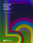 London College of Music Acoustic Guitar Handbook Grade 4 from 2019 - Book