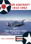 USN Aircraft 1922-1962 : Type designation letter 'F' part 4 - eBook