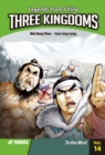 Three Kingdoms Volume 14 : To the West - eBook