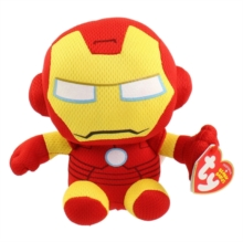 "Marvel Iron Man Beanie 6"", Paperback Book"
