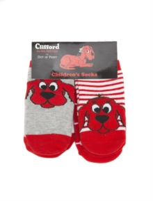 Clifford SOCKS-5003-12-24M, Paperback Book