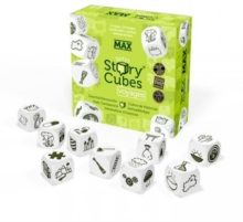 Rory's Story Cubes Max - Voyages, Paperback Book