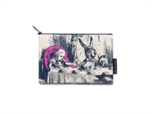 Alice In Wonderland Pouch, Paperback Book