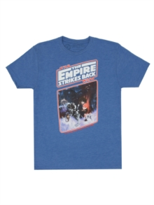 Star Wars : The Empire Strikes Back Unisex T-Shirt - Medium, General merchandize Book