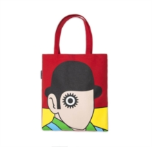 Clockwork Orange Tote Bag, Paperback Book