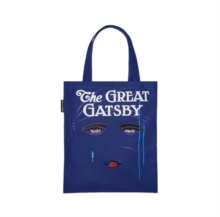 Great Gatsby Tote Bag, Paperback Book