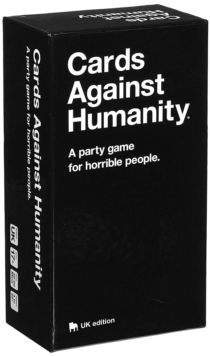 Cards Against Humanity Uk Edition V2.0, General merchandize Book
