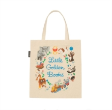 Little Golden Books Tote Bag, Paperback Book