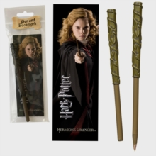 HP - Hermione Wand Pen And Bookmark, Toy Book