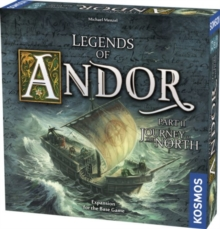 Legends of Andor : Journey to the North, General merchandize Book