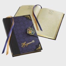 HP - Hogwarts Journal (lined notebook), Paperback Book