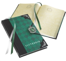 HP - Slytherin Journal (lined notebook), Toy Book