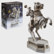 HP - White Knight Bookend, Toy Book