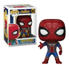 Funko Pop! Avengers Infinity War - Iron Spiderman, General merchandize Book