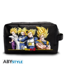 TOILETRIES BAG DBZ SUPER SAIYANS,  Book
