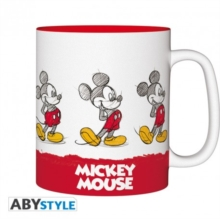DISNEY MICKEY MOUSE SKETCH MUG IN BOX 46,  Book