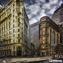 2019 CHRIS LORD GLIMPSES OF GOTHAM 30 X,  Book