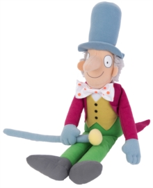 WILLY WONKA SOFT TOY,  Book