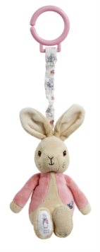 PETER RABBIT FLOPSY JIGGLE ATTACHABLE TO,  Book